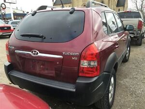 2005 Hyundai Tucson GL CALL 519 485 6050 CERT AND E TESTED London Ontario image 3