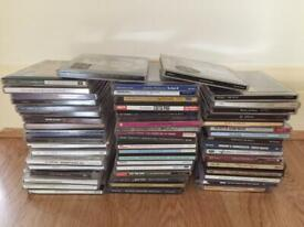 FREE POST Job lot CDs rare and promos  Complete private