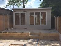 14ft x 10ft summerhouse/ shed/ office