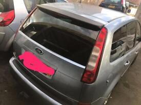 Ford C-Max diesel breaking