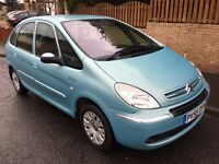 CITROEN XSARA PICASSO 1.6 HDi DESIRE ** 85,000 MILES ** ONE OWNER **FULL HISTORY **