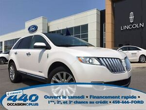2013 Lincoln MKX Limited  * Cuir, Toit, Navigation *