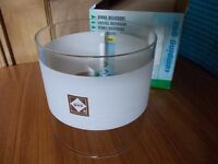 replacement Lumogaz belverdere rs180 glass globe light 120mm new