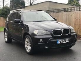 BMW X5 3.0 30d M Sport Auto 5dr