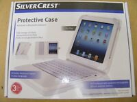 New Protective Case for iPad + keyboard