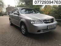 2007 Chevrolet Lacetti 1.6 SX 4dr # 1 YEARS MOT # Lovely Car #