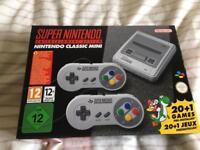 Snes Mini ( new ) Super Nintendo classic mini