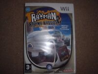 Wii game - Ravman Raving Rabbids 2
