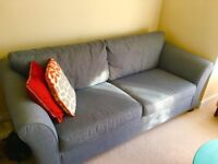 M&S Abbey Large Sofa. Very good condition, just over 3 years old. Selling because of decor changes
