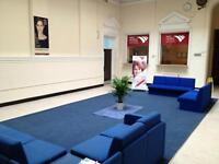 Halls to let /Meeting Rooms/Training Rooms/Studio Hall/Function Hall/West end Glasgow