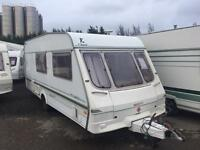 1998 swift classic 4 berth lightweight end washroom FULL Awning 6 months warranty Finace available