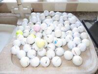 100 Practice Balls
