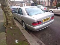 mercedes 240e 2000year perfect condition