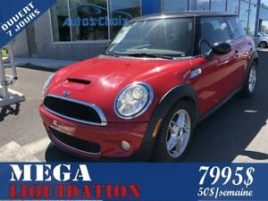 2010 MINI COOPER S **MEGA LIQUIDATION**