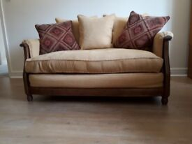 Settee - 2 seater- reduced - grab a bargain. - British hand made, not from China