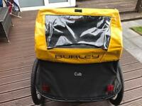 Burley cub twin bike trailer