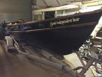 Drascombe / Honour Marine Lugger. One owner from new. Lots of extras