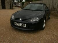 MG TF 2003 1.8 Soft Top..... SUMMER IS HERE.....