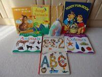 Children's Board Book Bundle No 1