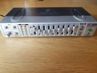 Behringer MiniFBQ 9-Band Graphic Equiliser - £30 Or Near Offer