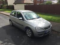 Vauxhall Corsa 1.2 sxi with 10 months MOT