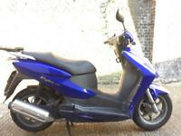 FULLY WORKING HONDA dylan 125cc scooter 125 cc learner legal