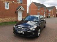 2010 HYUNDAI I30 COMFORT 12 MONTH MOT FULL SERVICE HISTORY LOW MILEAGE HALF LATHER FULL HPI CLEAR