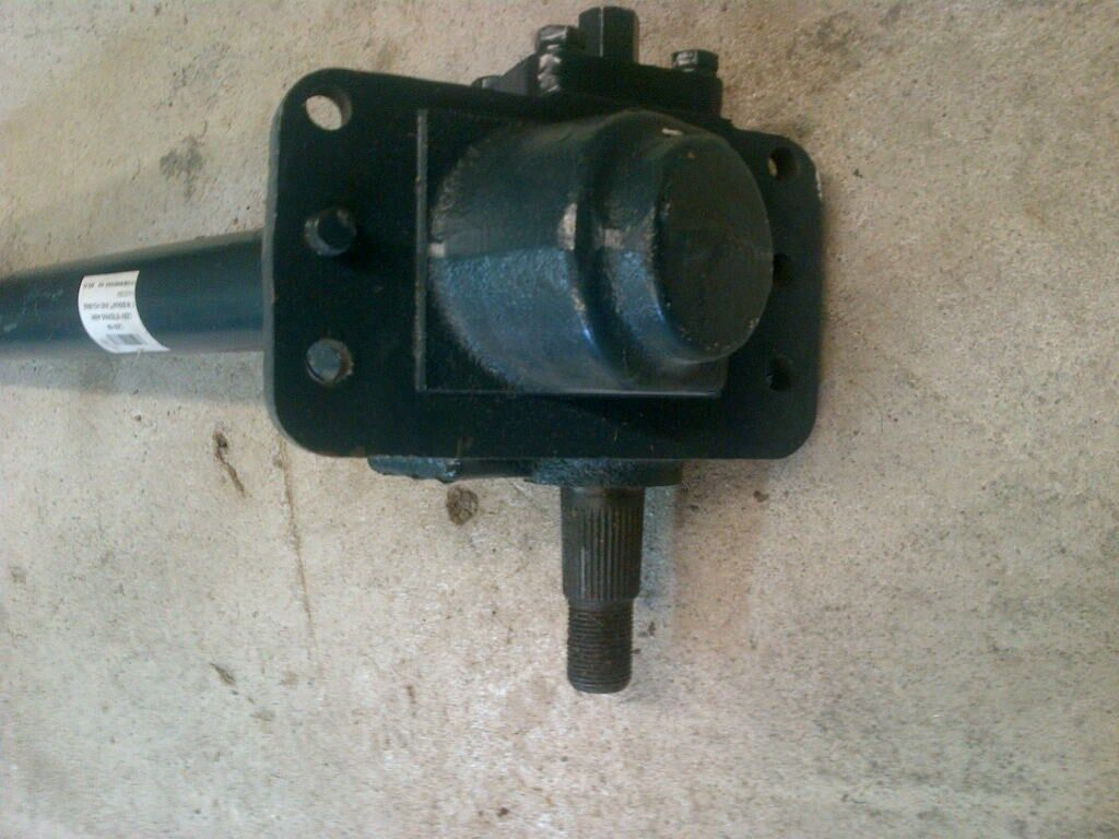 Yanmar Steering Box : New yanmar tractor steering box assy fits