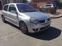 Renault Clio 2.0 Sport 182 2005 12 Months Mot ***Amazing Condition*Fantastic Offer***