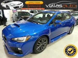 2016 Subaru WRX SPORT-TECH***SUNROOF**LEATHER