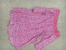Pink Top Size 18