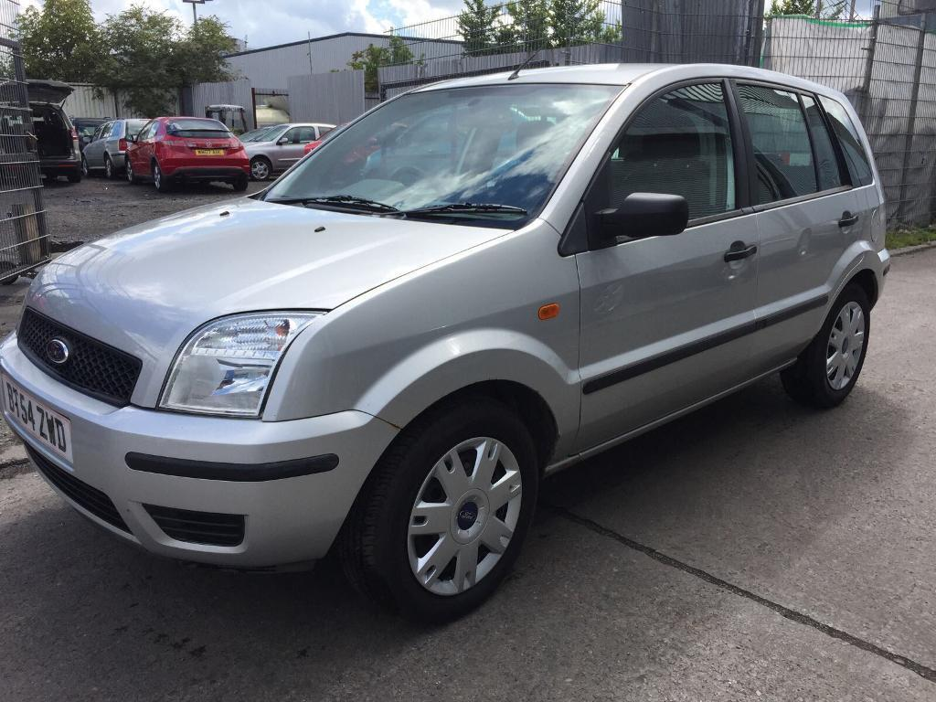 FORD FUSION 2004 1.4 PETROL, MANUAL, NEW MOT, ONE PREVIOUS OWNER, 2