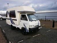 2001 DAIHATSU HIJET 2 BIRTH CAMPER VAN IN EXCELLENT CONDITION INSIDE AND OUT,