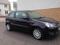 **£30 ROAD TAX**2008 08 Reg Ford Fiesta Style 1.4 Diesel,Full Service History,2 Keys,Great Mpg