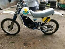 Suzuki ts 50x