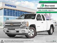2013 Chevrolet Silverado 1500 LT 6.2L Only 29,000KMS & PST PAID!