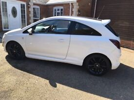 Limited Edition Vauxhall Corsa 2012 61000k 1 previous owner