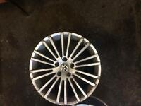 "18 "" VW Golf Alloys set of 4"