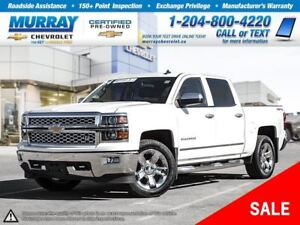 2014 Chevrolet Silverado 1500 *Heated Seats, Climate Control, On