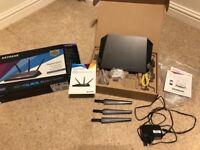 Netgear Nighthawk AC1900 D7000 VDSL / ADSL Modem Router