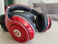 Red Studio Beats By Dre - WIRED
