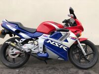 HONDA NSR125R -2002-VERY VERY CLEAN COLLECTABLE 2 STROKE BIKE -FULL MOT MUST BE SEEN £1799