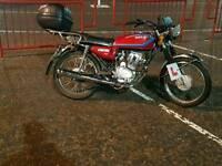 Hondgou cg 125