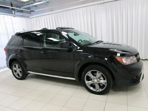 2017 Dodge Journey QUICK BEFORE IT'S GONE!!! CROSSROAD 7PASS AWD