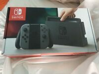 NINTENDO SWITCH GREY EDITION