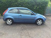 2003 FORD FIESTA ZETEC 10 MONTHS MOT FANTASTIC LITTLE CAR EXCELLENT CONDITION