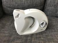New ! Folding white food slicer