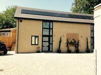 Semi-furnished brand new property