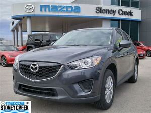 2015 Mazda CX-5 GX Bluetooth 1 Owner LOW KMS!!