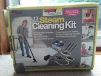 EarlLex Steam cleaning kit
